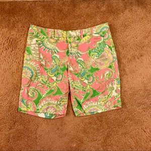 Lilly Pulitzer Avenue short